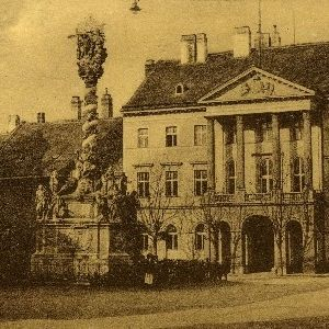 Sopron - Vármegyeház - Komitatshaus
