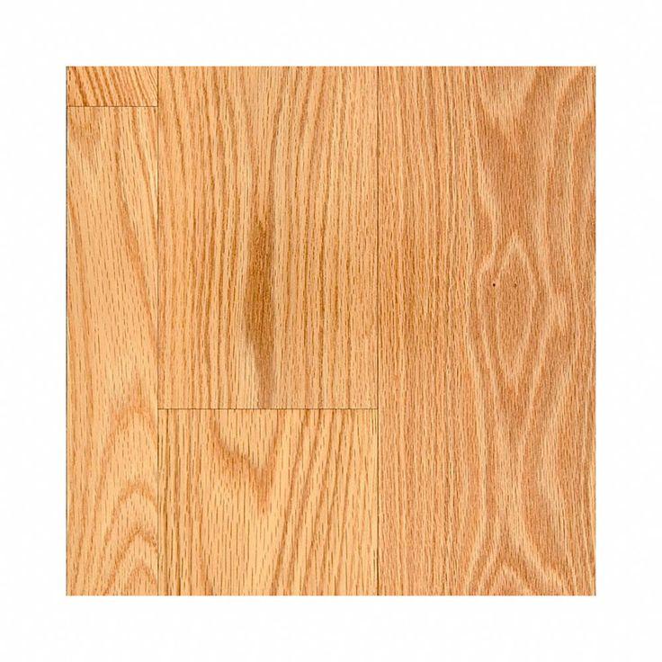 BELLAWOOD Engineered 1/2 x 5 Red Oak Red oak