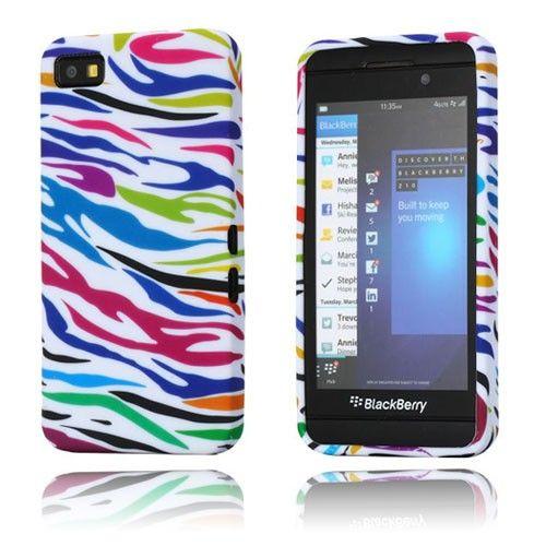 Symphony (Regnbue) Blackberry Z10 Deksel