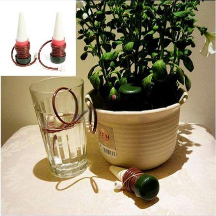 Kit com 2 Sistemas de Irrigação Automático para Plantas