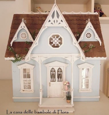 17 Best Images About D6 Orchid Dollhouses On Pinterest