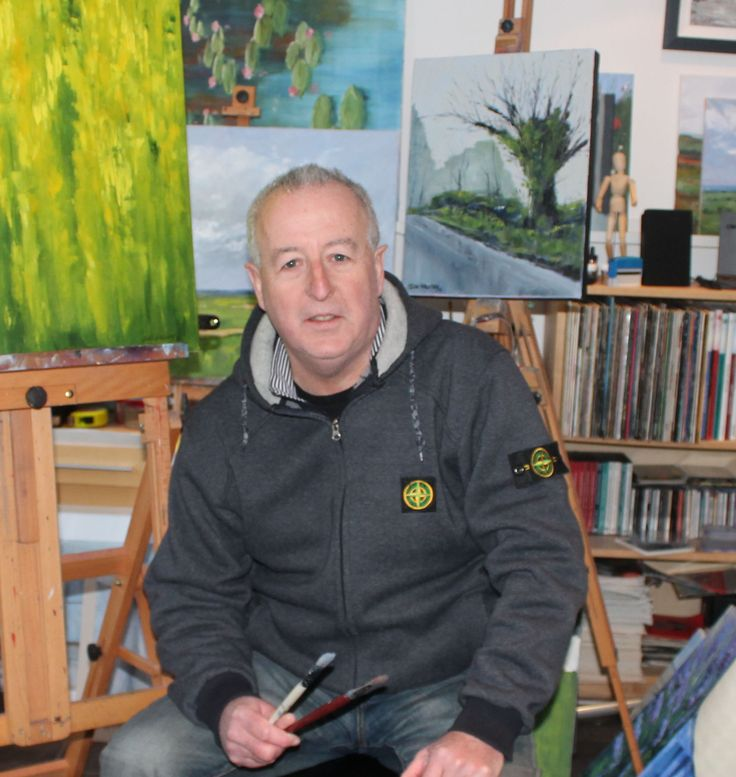 We were thrilled to go inside the studio oftalented Irish painter John Halliday anddiscover how his passion for art led him to win the hearts of collectors all over the world, from the UK to Germany, Australiaand beyond. John captures the emotions of each scene that he creates in his beautiful impressionist paintings. Read the exclusive interview only on FineArtSeen. << Pin For Later >>