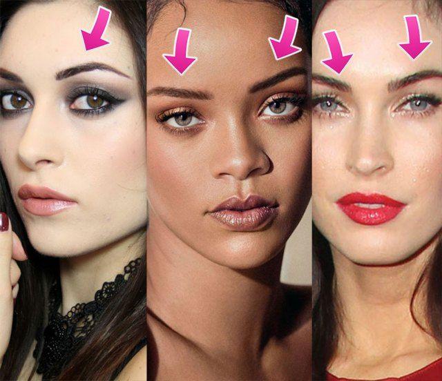 Sono diverse le celebrity con sopracciglia tatuate: oggi le tecniche sono così migliorate che in certi casi sembrano completamente naturali!