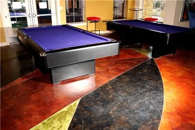 We did not do this but we definitely can.  Who wants to get their floor designed like this?  www.A1tristate.com