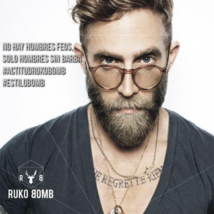 No Hay Hombres Feos Solo Hombres Sin Barba