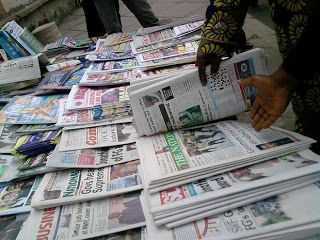 Latest Nigerian Newspapers Headlines For Today Monday July 31 2017