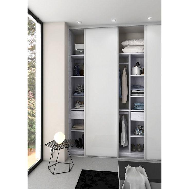 les 25 meilleures id es de la cat gorie kit dressing leroy merlin sur pinterest dressing avec. Black Bedroom Furniture Sets. Home Design Ideas