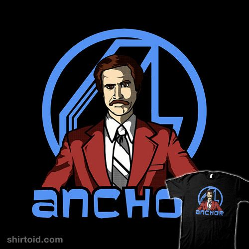 Stay Classy #anchorman #archer #bcartdesign #film #movie #ronburgundy #tvshow