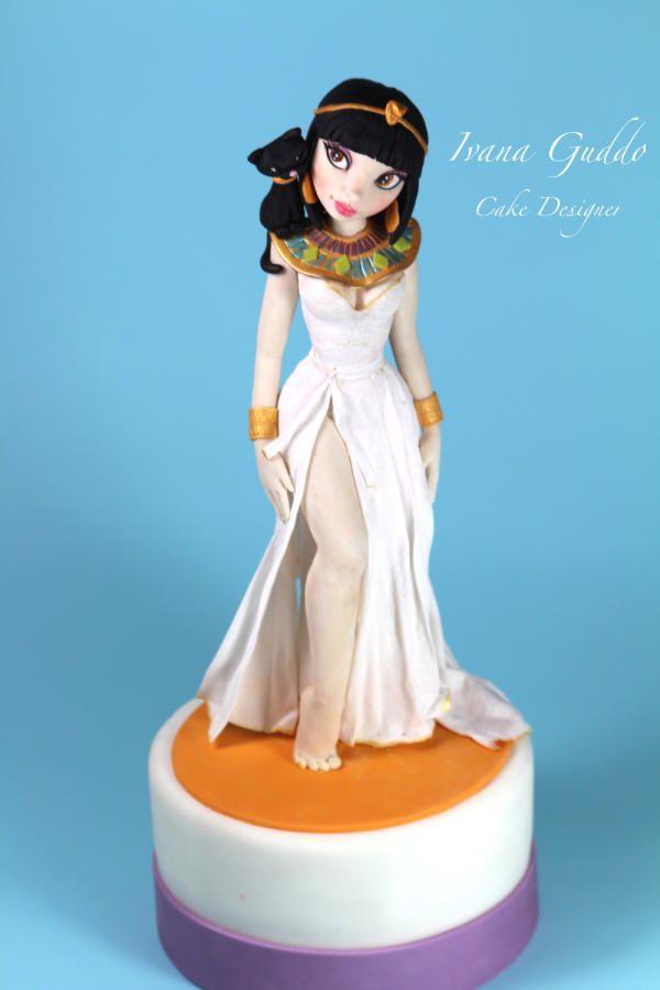 Cleopatra - Cake by ivana guddo