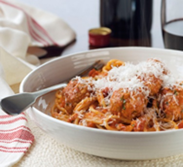 YUM! #Spaghetti and #Meatballs by Gary Mehigan of Masterchef Australia