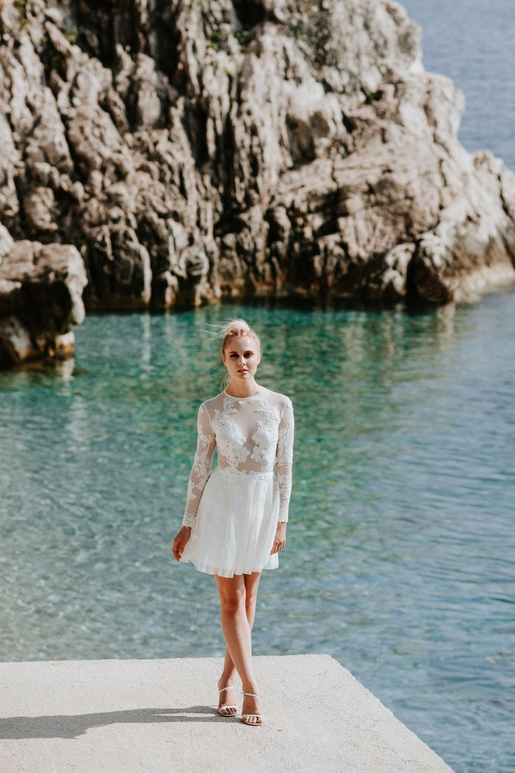 Barbie / Nora Sarman Bridal / photo Pinewood Weddings