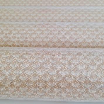Image of Papier Peint Vintage Wallpaper Venilia Griffine Marechal