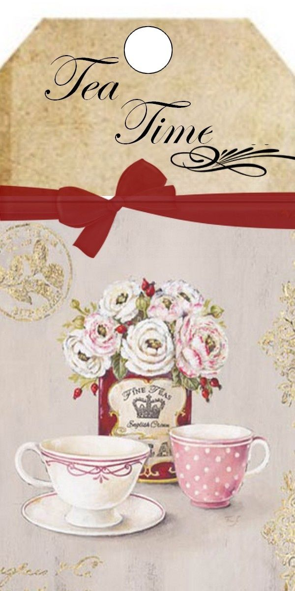 Ideas to decorate a tea party