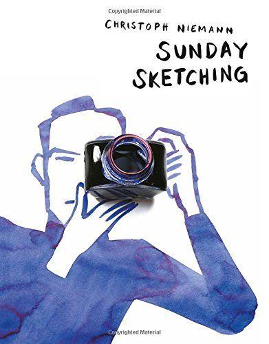 Reading List: Sunday Sketching (Englisch)  by Christoph Niemann