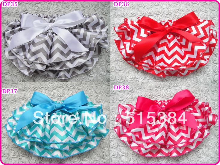 baby chevron satin bloomers hot selling chevron ruffle bloomers kids zigzag satin ruffle bloomer 12pcs/lot free shipping
