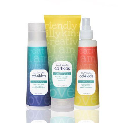 Natural Hair Care, Natural Beauty Products, Natural Skincare - Carol's Daughter - CD4KIDS TRIO