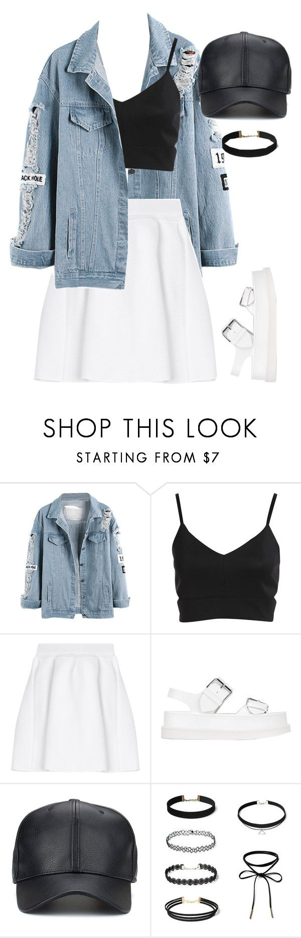 """Untitled #406"" by tired-unicorn ❤ liked on Polyvore featuring malo and STELLA McCARTNEY"