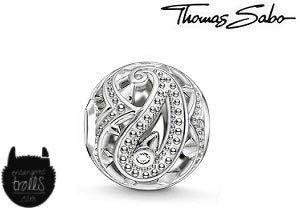 Thomas Sabo Karma Beads Paisley Design