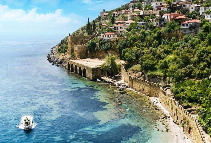 Alanya - Antalya Region of Turkey
