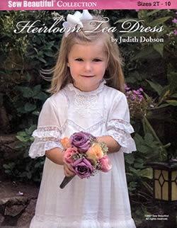 Martha Pullen - Heirloom Tea Dress