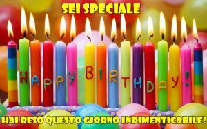 Buon Compleanno/Happy Birthday ~ Il Magico Mondo dei Sogni
