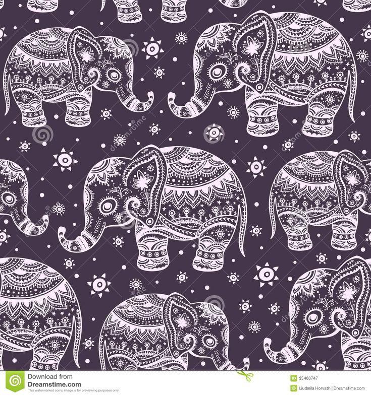 Wallpaper Proslut Tribal Wallpapers: 17 Best Images About Elephants On Pinterest