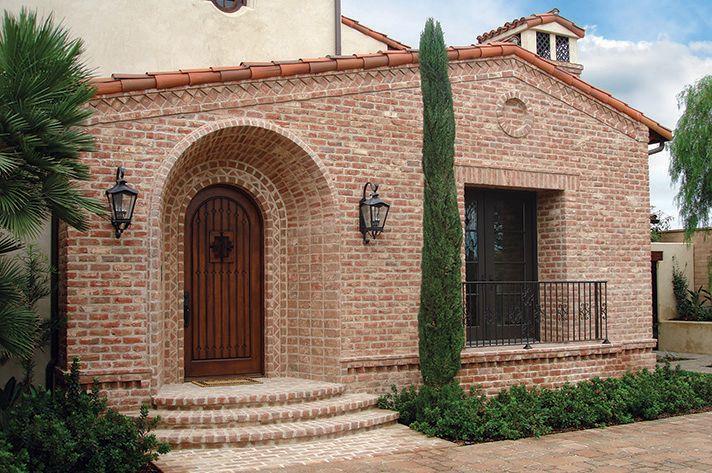 Glen Gery 39 S Barlow Handmade Brick Is The Perfect Choice