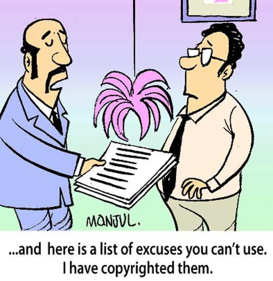 Intellectual Property Cartoon