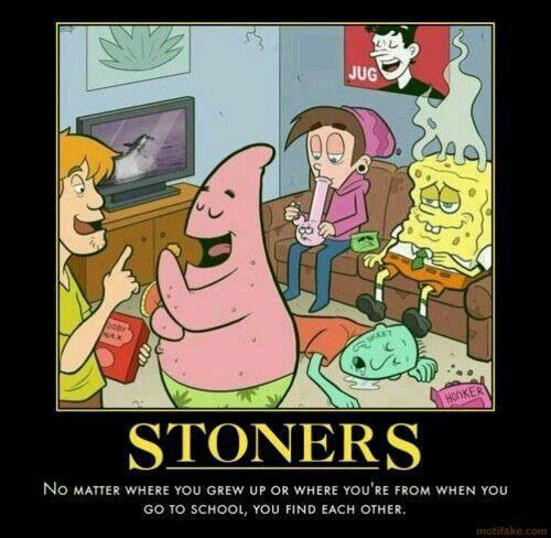 Stoners humor