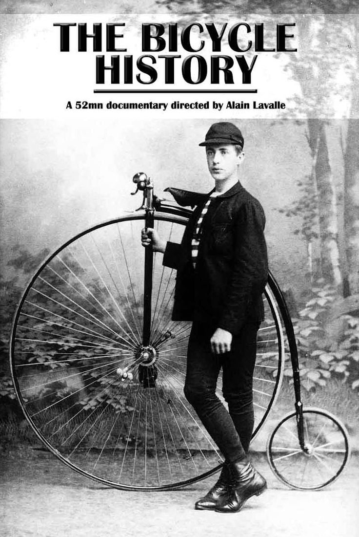 a history of the bicycle You might think that an invention as simple as the bicycle would have an uncomplicated past but as it turns out, this highly popular invention has a history fraught with controversy and.