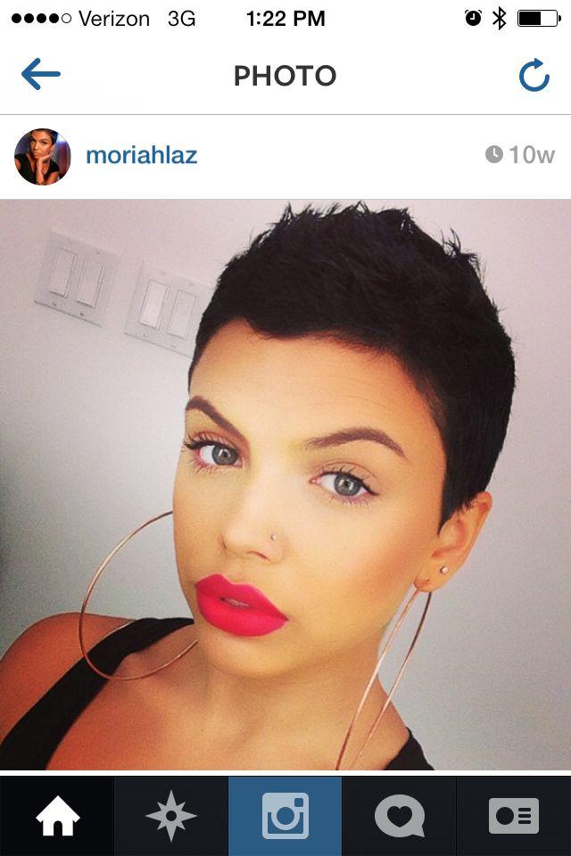 Moriahlaz. She is gorgeous!