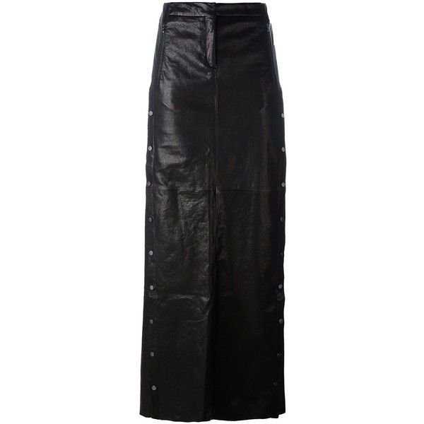 Počet nápadů na téma Long Leather Skirt na Pinterestu: 78 ...