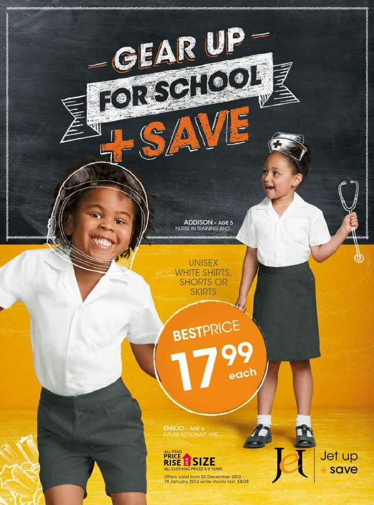 Visit www.sacatalogues.co.za for these and more 'Back to School' specials.