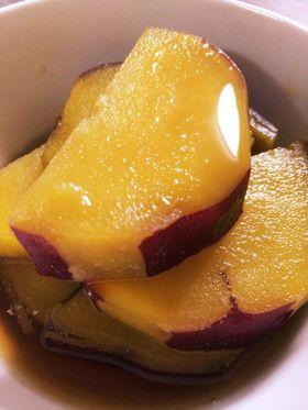 蜂蜜で美味しいさつまいもの甘煮 by おとちゃんのレシピ [クックパッド ...
