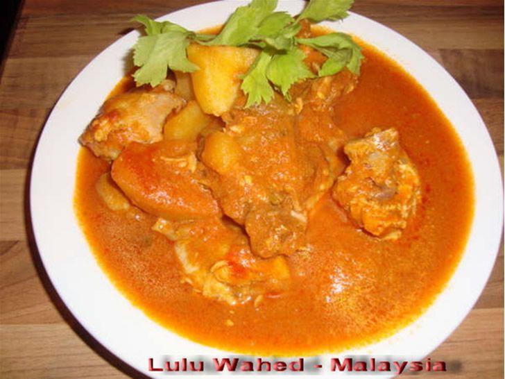 Pakistani Chicken Curry