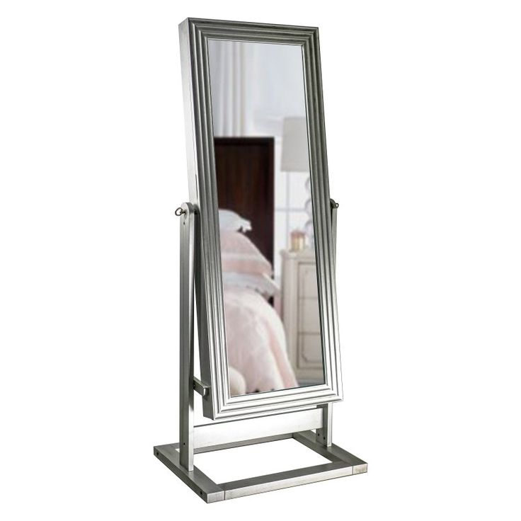 shop joss main for your kitsey mirrored jewelry armoire complete your vanity ensemble with this mirrored jewelry armoire featuring storage for necklaces - Ensemble Vanite Armoire