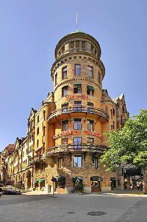 Crystal Plaza Hotel-Stockholm