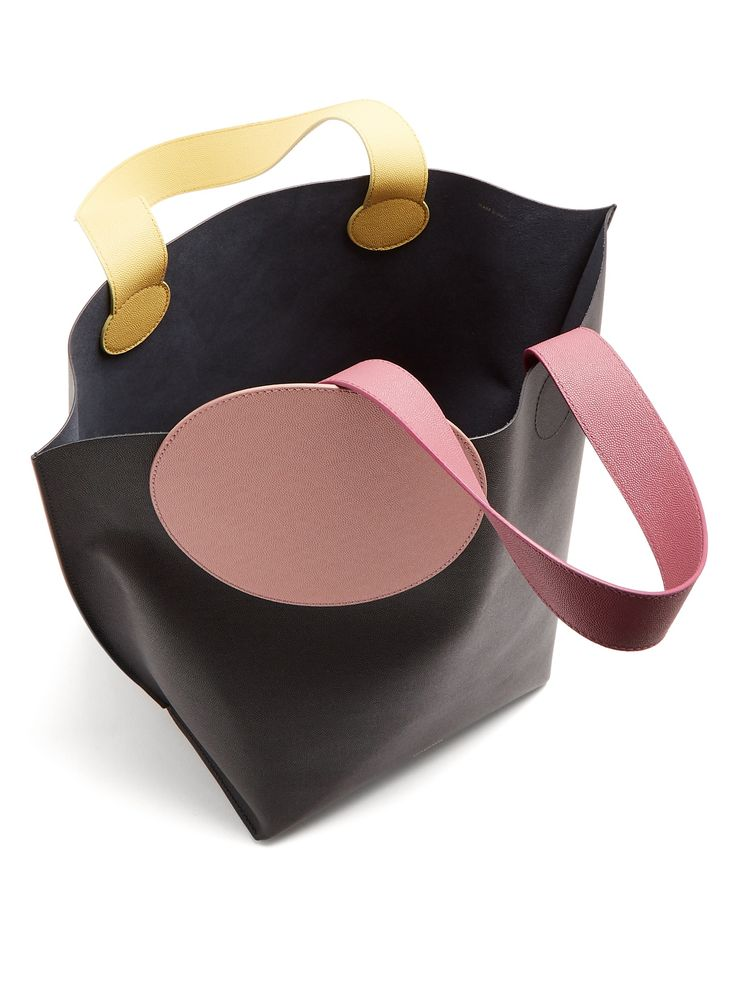 Click here to buy Roksanda Elder pebbled-leather tote at MATCHESFASHION.COM
