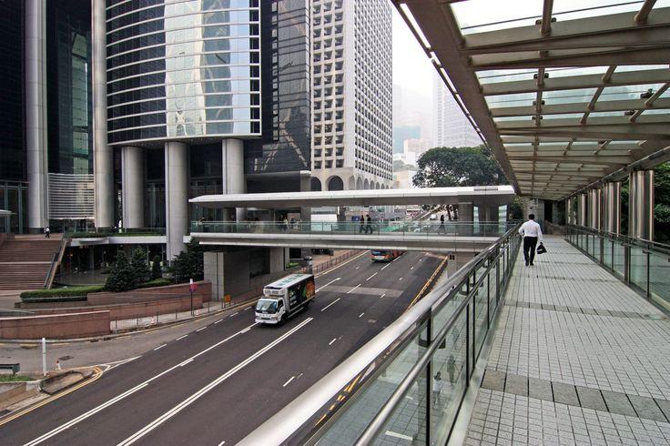 Multi-Level Urbanism for the Multi-Level Human  #Skyways #Skywalks #Footbridges #Pedways #urbanism