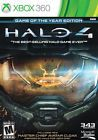 Halo 4 -- Game of the Year Edition (Microsoft Xbox 360 2013)
