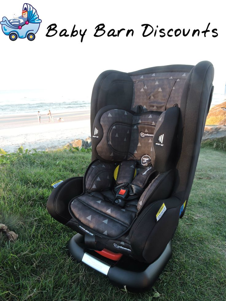 Infa Secure Grandeur Treo Convertible Carseat. allows for extended rearward facing up to a large 30 month old, and forward facing with a harness to a large 8 year old.