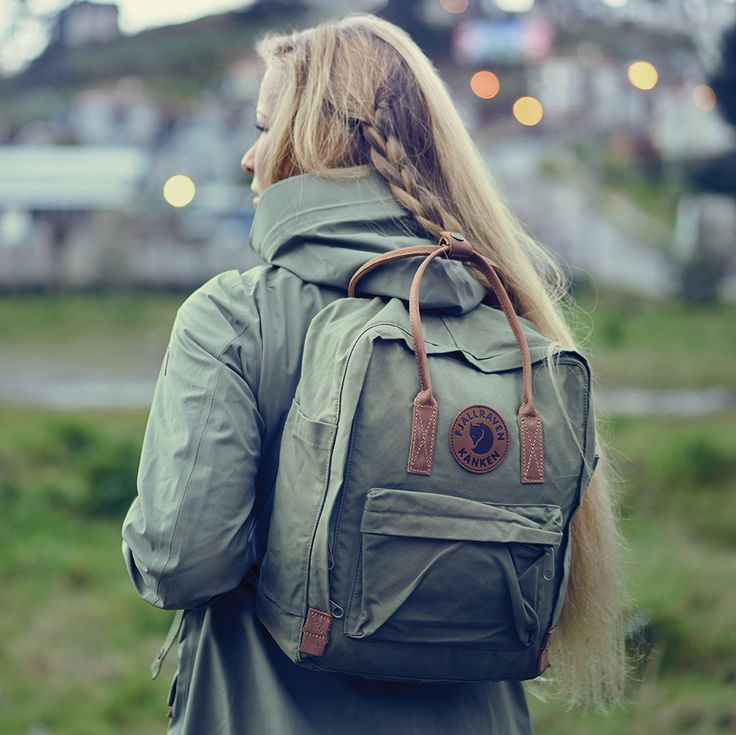 Fjällräven has backpacks for all of your winter adventures! Explore your right to roam and shop our Kånken collection today!