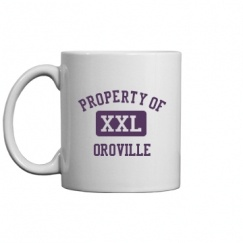 Oroville High School - Oroville, CA | Mugs & Accessories Start at $14.97