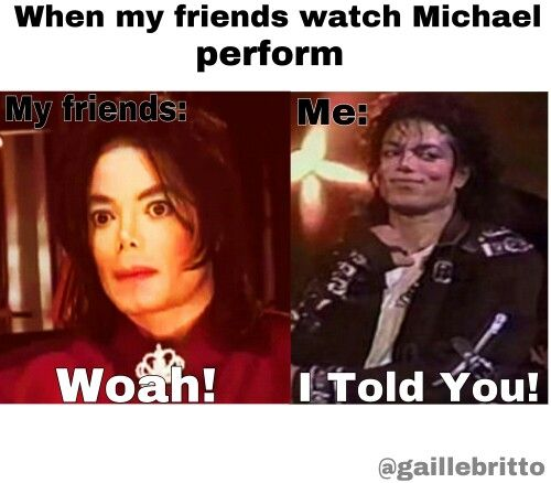 Edit by @gaillebritto  Another MJ meme XD Hope you guys like it ♡