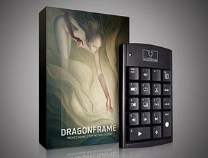 Dragonframe 3.0 + USB Keypad $295 (This company also sell lighting and camera control rigs for stop motion.)