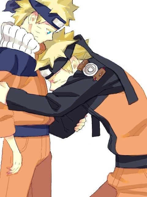 Naruto - Reminds me a bit of a few of the time-travel ...