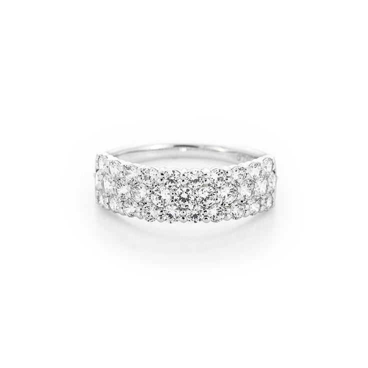パヴェリング パヴェの結婚指輪・マリッジリングの一覧❤