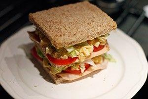 sandwich met eiersalade 01