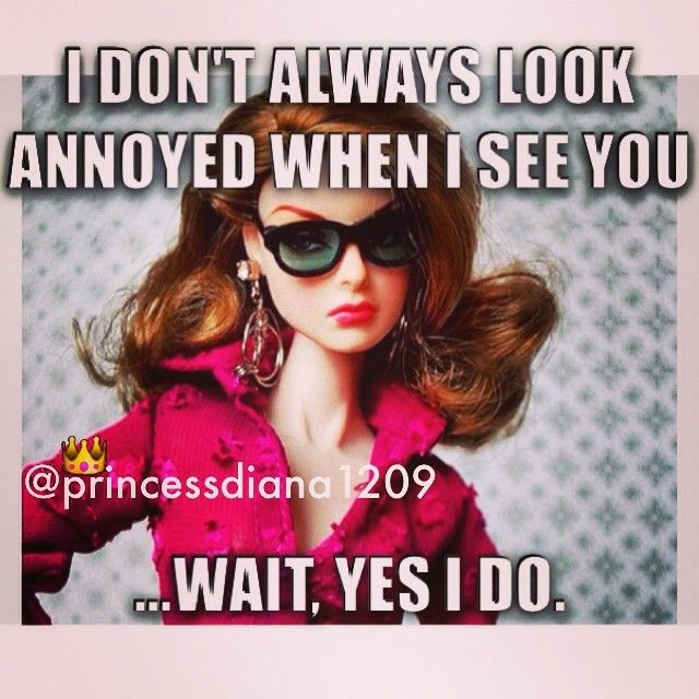 You ever met that one person, you look at em and instantly get annoyed lol