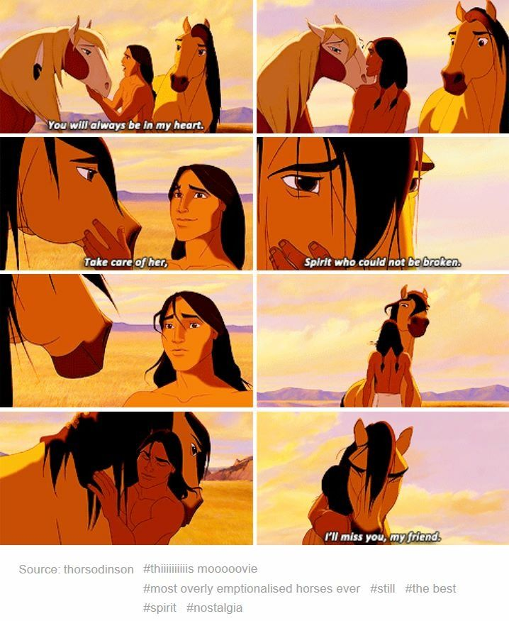 I have always will always cry when watching this movie. -S